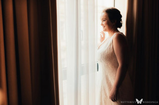 Summer Destination Wedding with a Gorgeous View on Prague
