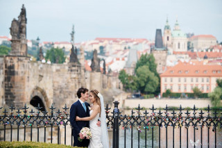 Destination Wedding at Mandarin Oriental in Prague